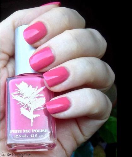 Priti NYC Nagellack 242 Hedgehog Rose ungiftig Öko Green vegan