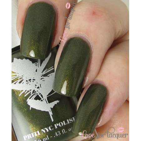 Priti NYC - Vernis à Ongles 513 Californian Lilac non toxique vegan cruelty free