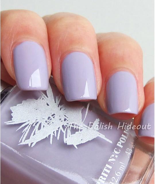 Priti NYC - Vernis à Ongles non-toxique Empress Tree lavande pastel