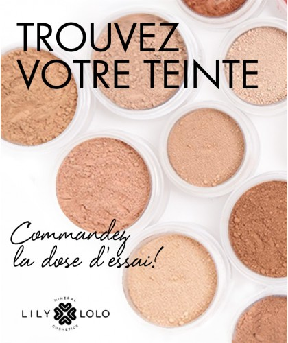 Lily Lolo - Mineral Bronzer sample size mini pot color try South Beach