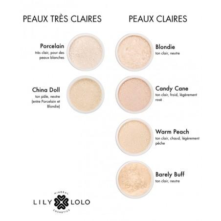 Lily Lolo Fond de Teint Minéral Peaux claires