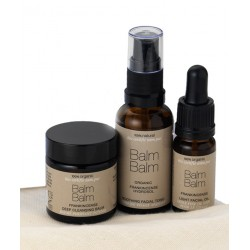 Balm Balm - Huile de Soin Fine bio à l'Encens (10ml) organics