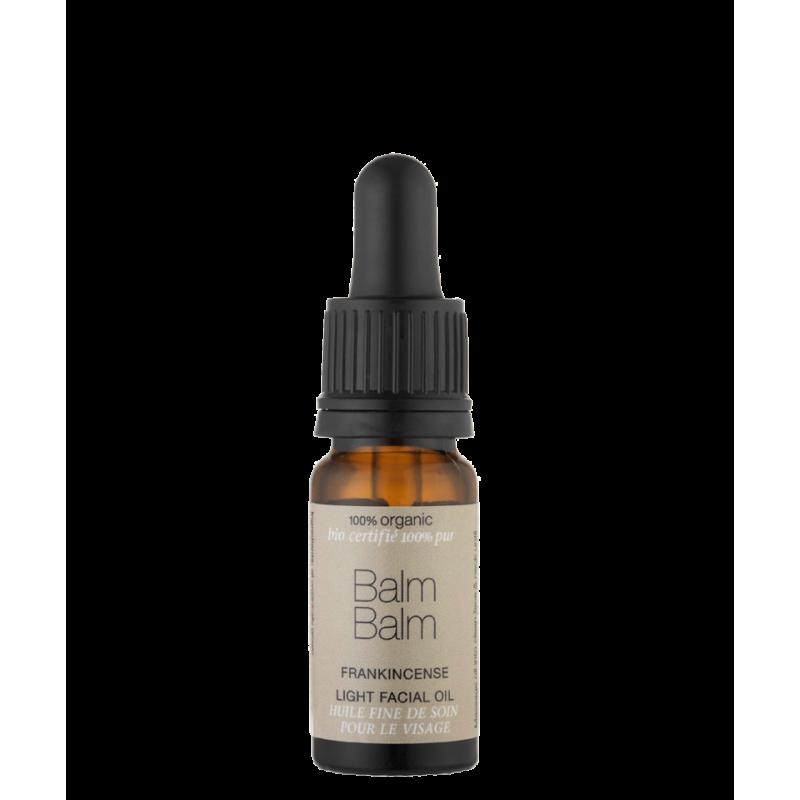 Balm Balm organics - Huile de Soin Fine à l'Encens (10ml)