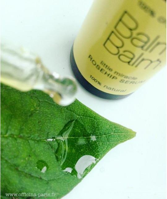 Balm Balm - Sérum Miracle Rose musquée bio (30ml) organics