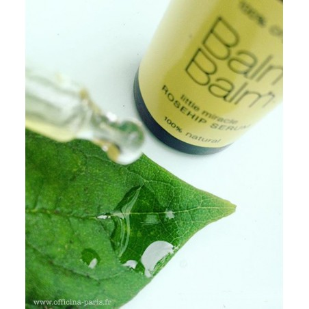 Balm Balm - Sérum Miracle Rose musquée bio (30ml) organics