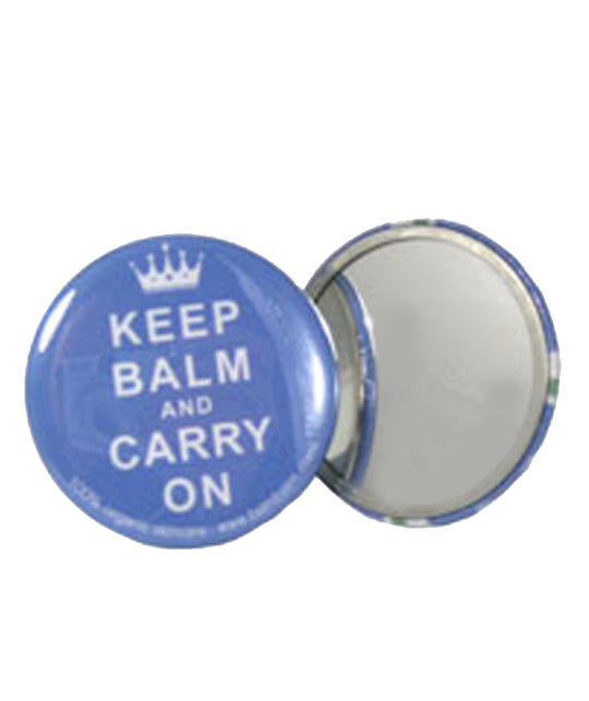BALM BALM - Taschenspiegel Keep Balm