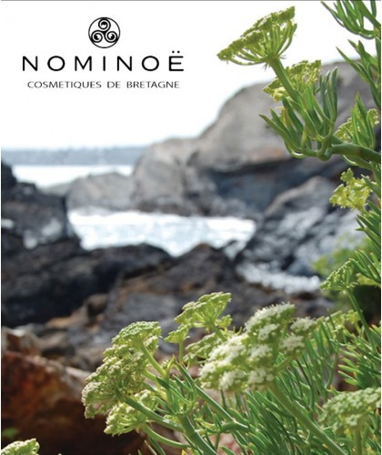 Nominoë - Huile hydratante sèche pour le Corps bio