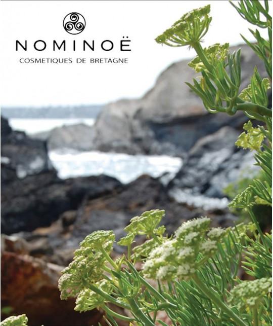 Nominoe Body Oil organic cosmetics Brittany France natural beauty