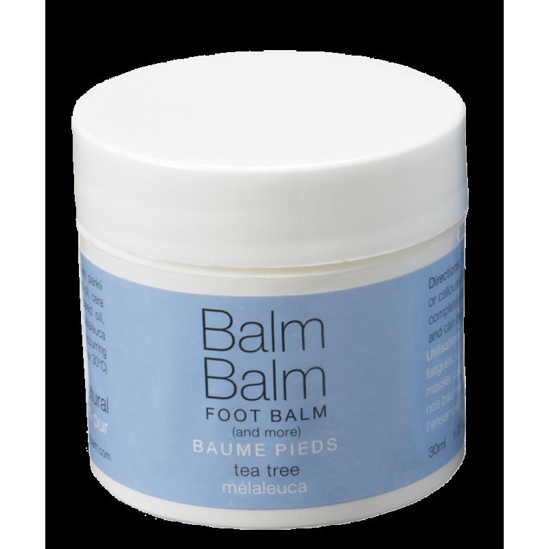 Balm Balm - Baume Pieds bio Tea Tree