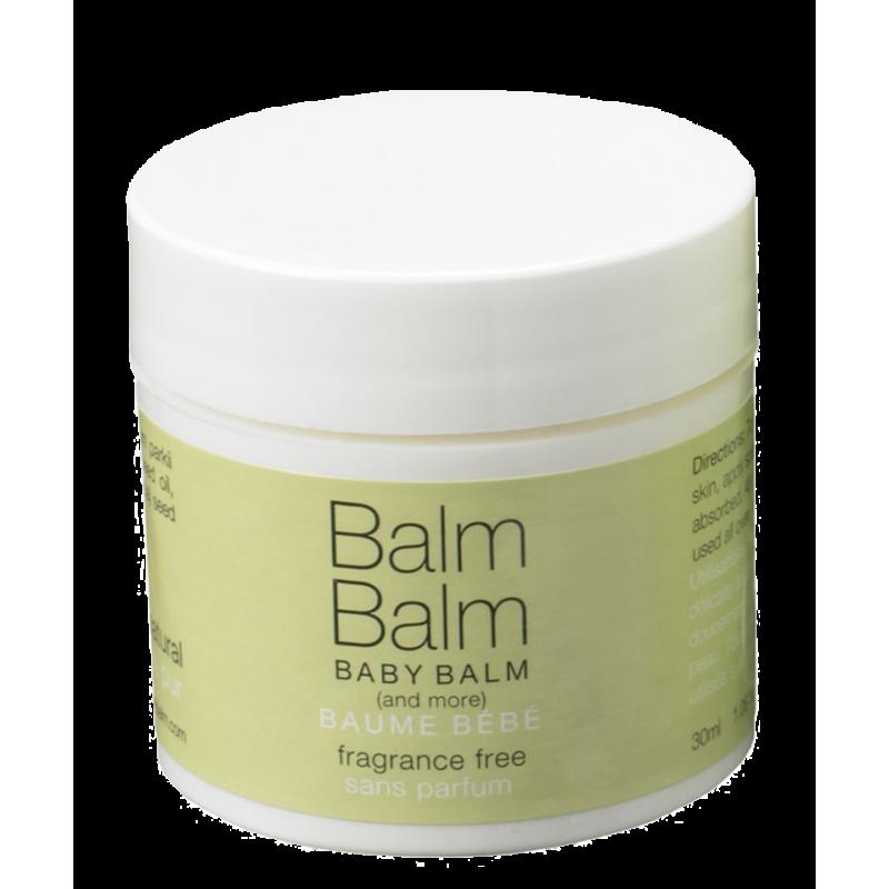 Balm Balm organics - Baume Bébé bio Sans Parfum Baby Balm