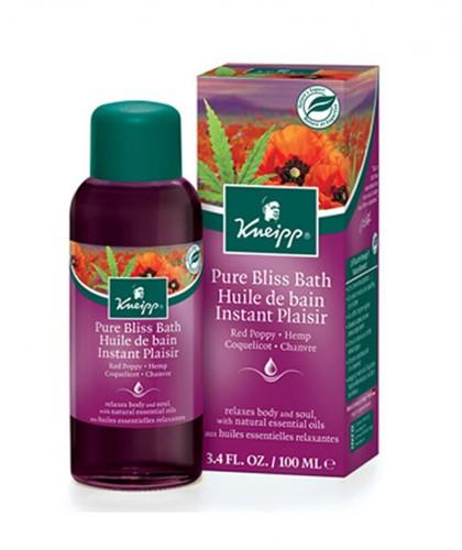 KNEIPP Health Herbal Bath Red Poppy & Hemp