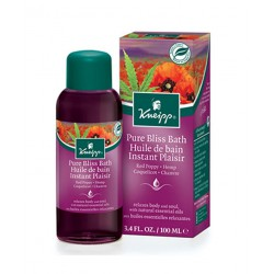 KNEIPP Health Herbal Bath Red Poppy & Hemp