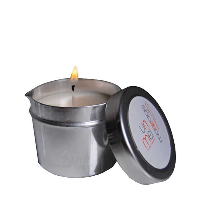 Unmei - Exalting Massage Candle vineyard-peach