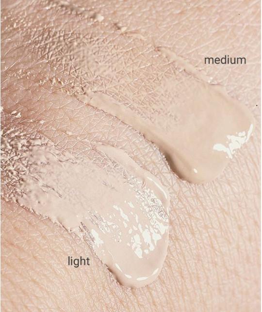 MADARA  CC Crème Anti-Pollution filtre UV soin visage hydratant cosmétique bio végétal naturel beauté teint