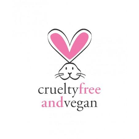 Mini Eponge Konjac au Charbon de Bambou (peaux acnéiques) The Konjac Sponge Company - cruelty free vegan