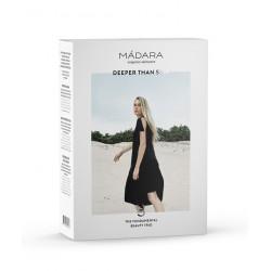"""MADARA cosmétique végétale - Offre Découverte Coffret soin visage bio  """"Become Organic"""" tout type de peau"""