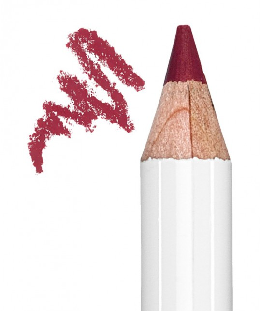 Lily Lolo Crayon à Lèvres Naturel Ruby Red rouge intense maquillage minéral