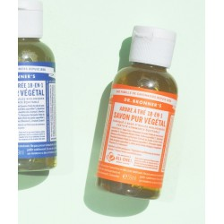 Dr. Bronner's - Organic Liquid Soap Tea Tree 60ml - 2 oz.
