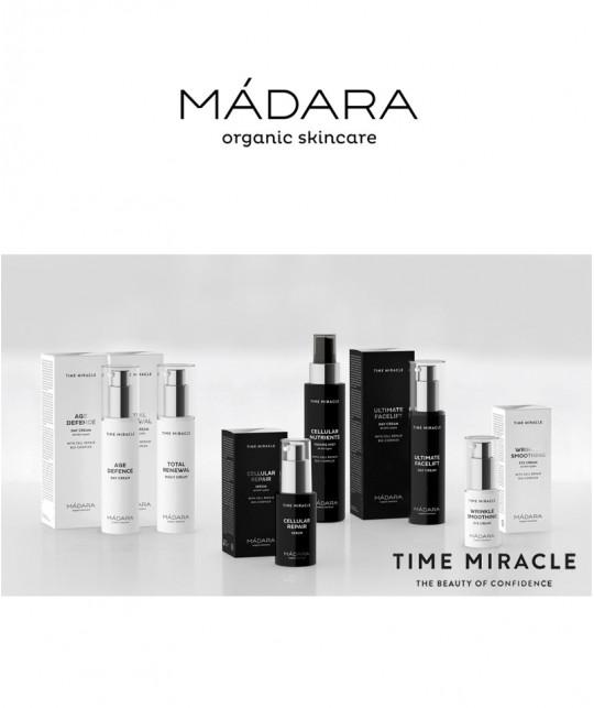 MADARA TIME MIRACLE Age Defense Day Cream organic cosmetics