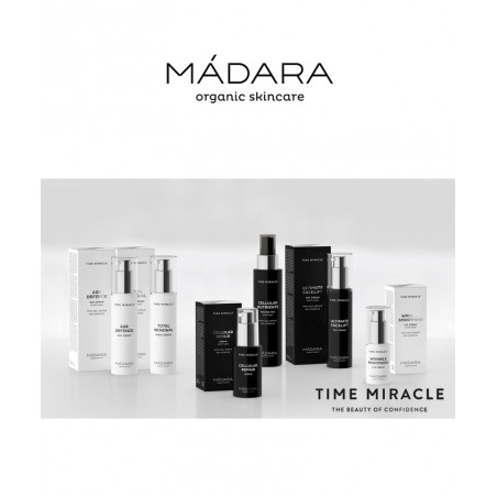 Madara cosmetics - Crème de Jour Anti Rides Age Defence TIME MIRACLE