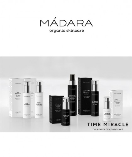 Madara organic cosmetics - TIME MIRACLE Cellular Repair Serum