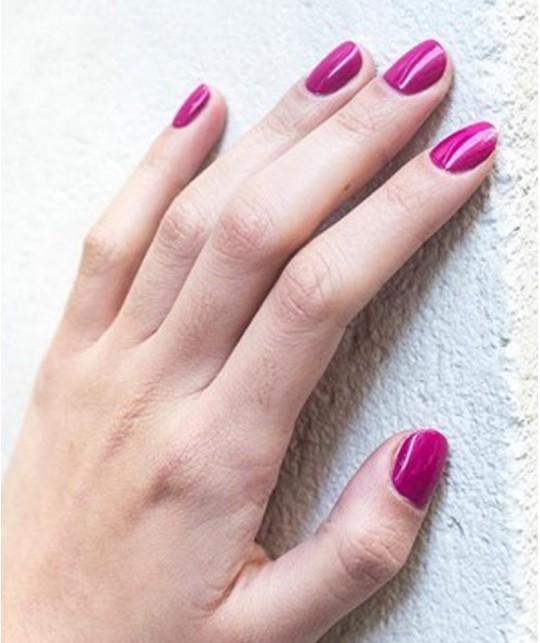 Top coat UV Manucurist Finition UV Parfaite swatch vegan