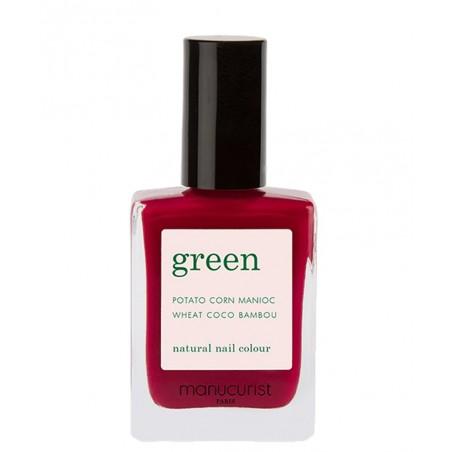 Manucurist Box Green Three Steps Violeta - Nail Polish GREEN