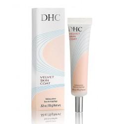 DHC Skincare Base de Teint incolore peau nue matifiant peau sensible sans parfum sans colorant