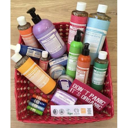 Dr. Bronner Organic Liquid Soap Baby Mild 475ml - 16 oz. All One Magic Soap