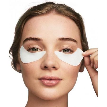 DHC patch revitalisants yeux cernes Skincare l'expert beauté japonaise regard yeux cosmétique naturelle