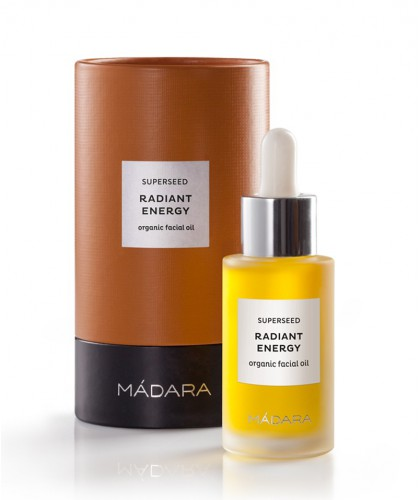 MADARA SUPERSEED Radiant Energy organic Facial Oil Gesichtsöl Naturkosmetik