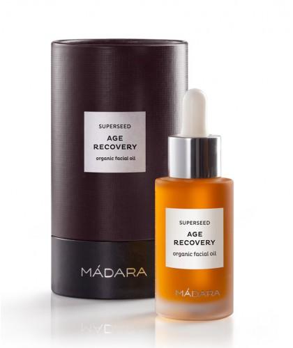 MADARA cosmetics SUPERSEED Age Recovery organic Facial Oil organic