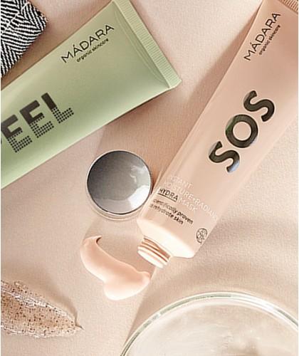 Madara cosmetics SOS Hydra Mask Moisture + Radiance 60ml