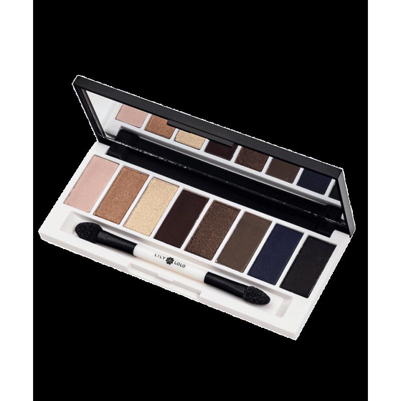 LILY LOLO maquillage minéral Palette Yeux Stellar ombre à paupières végétal Paris jojoba