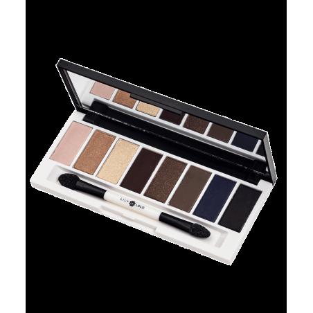 LILY LOLO  Palette Yeux Stellar maquillage minéral fard à paupières végétal Paris jojoba