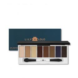 LILY LOLO Palette Yeux Aurora look festif soirée regard captivant maquillage minéral