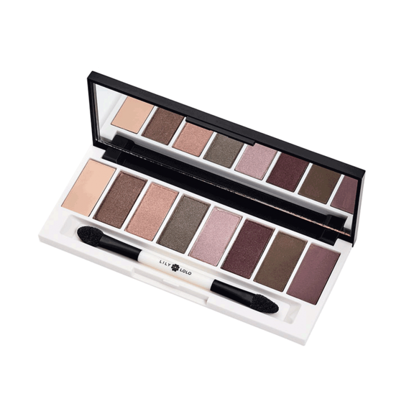 LILY LOLO mineral cosmetics Eye Palette Stellar limited edition