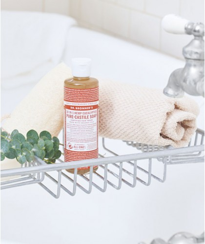 Dr. Bronner's - Organic Liquid Soap Eucalyptus 240ml - 8 oz.