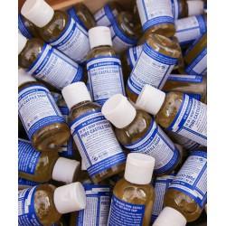 Dr. Bronner's - Organic Liquid Soap Peppermint 60ml travel size