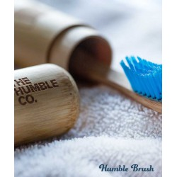 Zahnbürsten Etui aus Bambus Humble Brush Reisetui vegan cruelty free