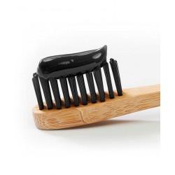 Humble Brush Natural Toothpaste Charcoal Zahnpasta Aktivkohle Fluor Vegan