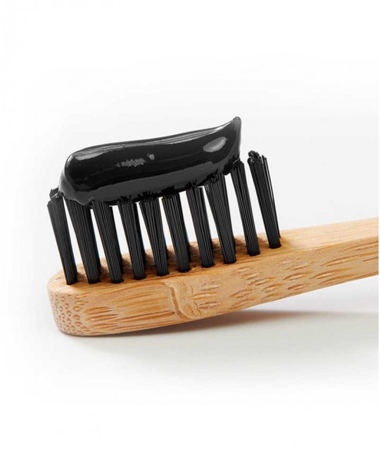 Humble Brush - Dentifrice bio au Charbon végétal Vegan cruelty free Naturel fluor