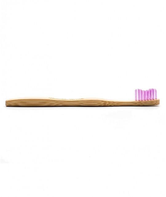 Humble Brush nachhaltige Bambus Zahnbürste für Kinder ultra weich  Nylon Borsten vegan
