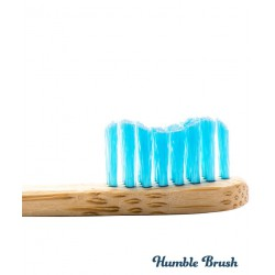 Humble Brush Brosse à Dents en Bambou Enfant Vegan France poils nylon ultra doux