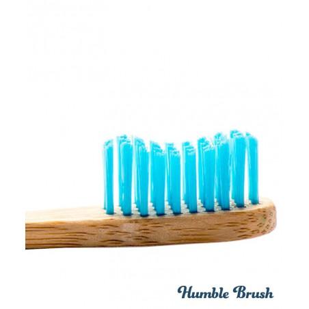 Humble Brush Brosse à Dents écologique en Bambou poils souples Vegan Cruelty free design suédois