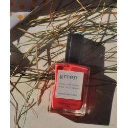 Manucurist Nail polish GREEN Azalea vegan 9 free Made in France natural