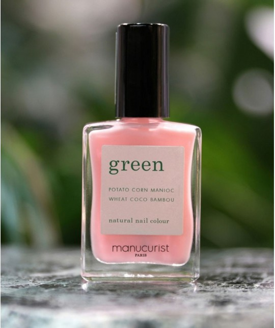 Manucurist Nagellack GREEN Hortencia vegan 9 free Made in France öko lack