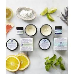 Soapwalla Natural Deodorant cream vegan travel size Lavender essential oils organic skincare travel size