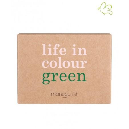 MANUCURIST Vernis Green Coffret Printemps Eté 2019 Green Garden