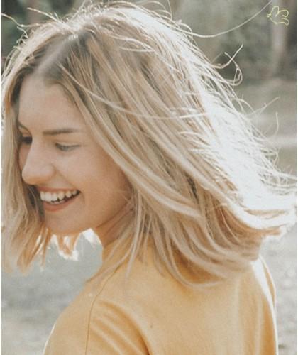 UNIQUE Haircare Intensive Haarkur Weizen Kornblume 50ml mini Naturkosmetik